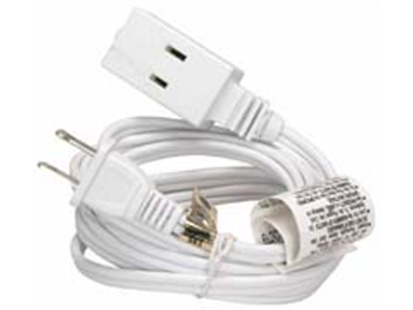2 prong cord 6 ft 3 outlet 125v ac13a1625w 2 prong household extension cord
