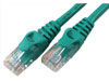 Green Cat5e/Cat5 Cables