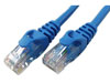 Blue Cat5e/Cat5 Cables