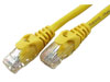 Yellow Cat5e/Cat5 Cables